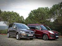 Karşılaştırma: Fiat Doblo & VW Caddy