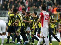 Antalyaspor 0-1 Fenerbahçe