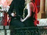 Avril Lavigne'ın Tercih Ettiği Gelinlik