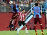 Trabzonspor 4-2 Derry City Maçından Kareler