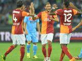 Galatasaray-Napoli Maçından Kareler
