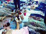 Mısır'daki katliamın şoke eden fotoğrafları