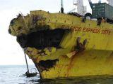 Filipinler'de gemiyle feribot kafa kafaya çarpıştı