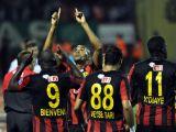 Eskişehirspor-Bursaspor Maçından Fotoğraflar