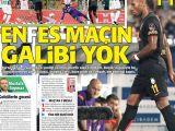 İşte Bursa-Galatasaray Maçı Gazete Manşetleri