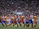 Atletico Madrid - Barcelona Maçı Fotoğrafları