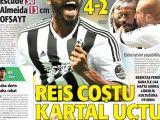 Basında Beşiktaş ve Trabzonspor