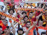 Galatasaray-Tobol Maçı Resimleri