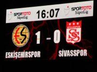 Eskişehirspor-Sivasspor