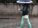 Şemsiyenizi almadan dışarı çıkmayın