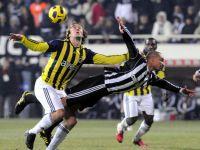 Beşiktaş 2-4 Fenerbahçe maçtan kareler