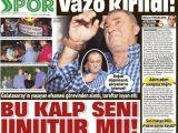 Gazeteler Fatih Terim'in Kovulmasını Böyle Manşetledi