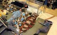 Libya dönüşünden kareler