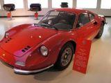 İtalya'da Ferrari Müzesi