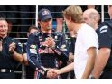 Webber's bad mood with Vettel started in 2007 - Marko  - photos