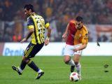 Galatasaray-Fenerbahçe maçından kareler