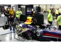 Red Bull's F1 V8 engine fires for last time - Ecclestone still thin