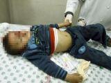 İsrail çocukları vurdu