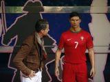 Ronaldo'nun balmumu heykeli