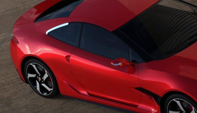 2015 Mitsubishi Eclipse >> 2015 Mitsubishi Eclipse R Concept Foto Galerisi Resim 4