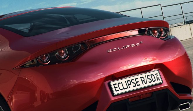 Mitsubishi Eclipse 2015 >> 2015 Mitsubishi Eclipse R Concept Foto Galerisi Resim 5