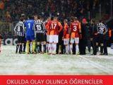 Galatasaray Juventus Maçı Geyikleri