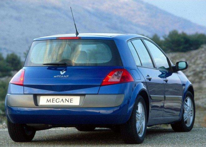 2003 Renault Megane Ii Hatch Foto Galerisi Resim 5