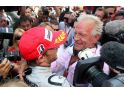 Jensen Button's father John dies at 70 - photos