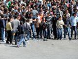 Diyarbakır'da şok görüntüler