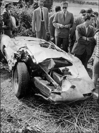 Tarihi F1 kazaları