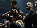 Galatasaray Eskişehirspor maçından kareler