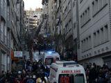 Taksim'de patlama, Kazancı yokuşu