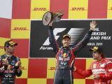 Kazanan Vettel!