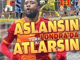 İşte Gazetelerde 'Galatasaray-Chelsea' Manşetleri