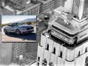 Ford to display 2015 Mustang Convertible on the 86th floor of the Empire