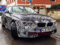 BMW 3 Series facelift: Spy Shots
