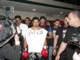 Zengin araplar, altın ferrari, Iraklı kickbox şampiyonu Riyad El