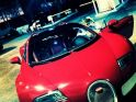 Justin Bieber shows off his new Bugatti Veyron Grand Sport - photos