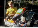 WCF sponsors junior karting driver – seeks crowdfunding for internationa