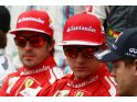 Alonso jokes Raikkonen struggle 'no surprise' - photos