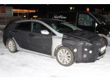 2012 Hyundai i40W (wagon) spied with interior undisguised The i40 will b