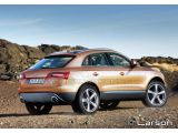 Audi Q3 launch details emerge Will likely debut at the Frankfurt Motor S