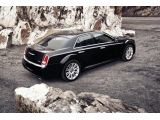 2013 Chrysler 300 Hybrid confirmed The gangster goes green