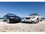 2011 Chrysler 200 Convertible officially released New model features sty