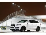 Audi Q7 by MR Car Design Tuning package on the Audi Q7 4.2 TDI includes