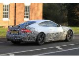 2012 Jaguar XK-R facelift spied Minor exterior tweaks, redesigned cabin