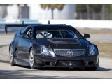 Cadillac CTS-V Racing Coupe hits the track First race scheduled for Marc