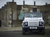 Land Rover Defender X-Tech 2011