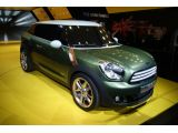 MINI Paceman Concept in Detroit - 2011 NAIAS