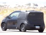Volkswagen Lupo / Up full body prototype first spy photos 27.08.2010 / C